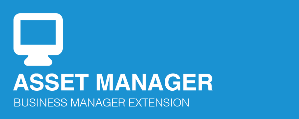 Asset Manager Extension for Business Manager